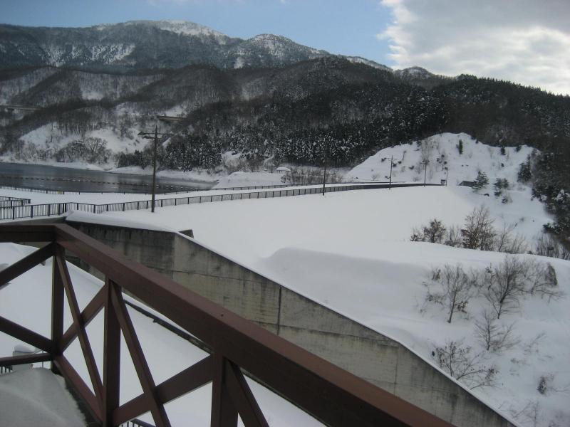 1月6日のダム