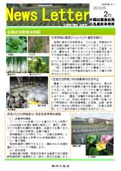 ニュースレター広島版2010年2月