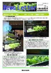ニュースレター徳島版2010年2月