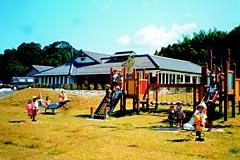 子供たちが安心して運動ができる農村公園