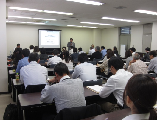 広島地域センターでの講座の様子