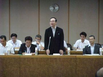 徳島県知事挨拶