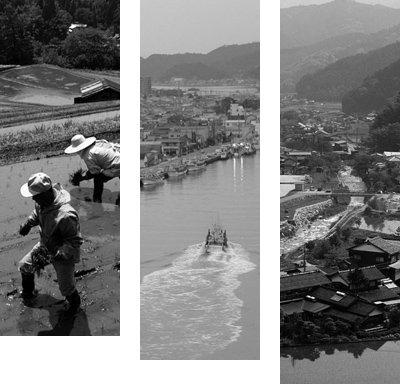 鳥取県の農林水産業や農山漁村風景