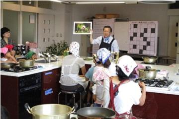 親子料理教室1