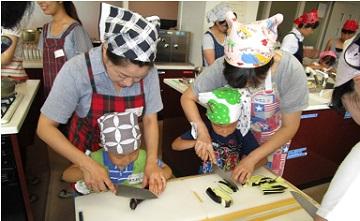 親子料理教室2