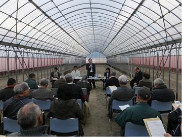 「平成27年度中国四国農政局情報交流モニター交流会」を開催意見交換