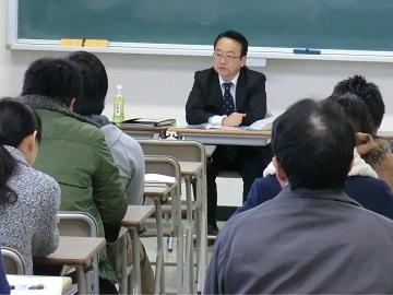 加藤支局長の挨拶