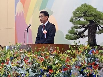 坂井局長の挨拶