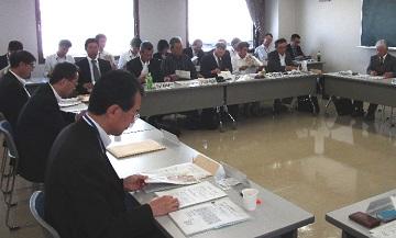 中国四国指導農業士と中国四国農政局との懇談会