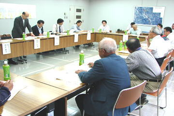 広島(6月9日)北広島町生産者との意見交換会