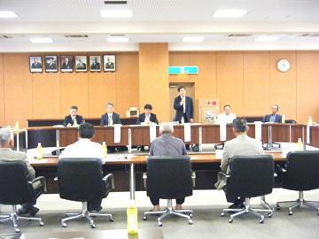 愛媛(6月10日)松山市米麦生産協議会との意見交換会
