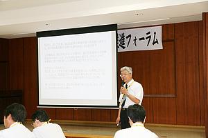 石川県立大学 野口明徳 教授