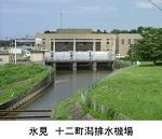 十二町潟排水機場