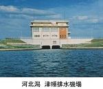 津幡排水機場