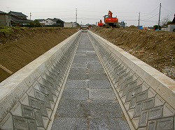 ポーラスコンクリート(透水性コンクリート)