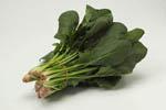 ほうれん草:葉の先がピンとしていて、緑が濃く鮮やかなものを選びましょう。
