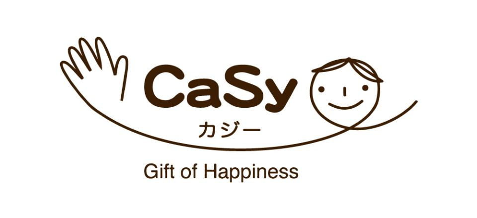 CaSyのロゴ