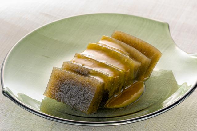 いごねり 新潟県 | うちの郷土料理:農林水産省