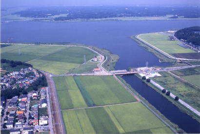 印旛沼写真1