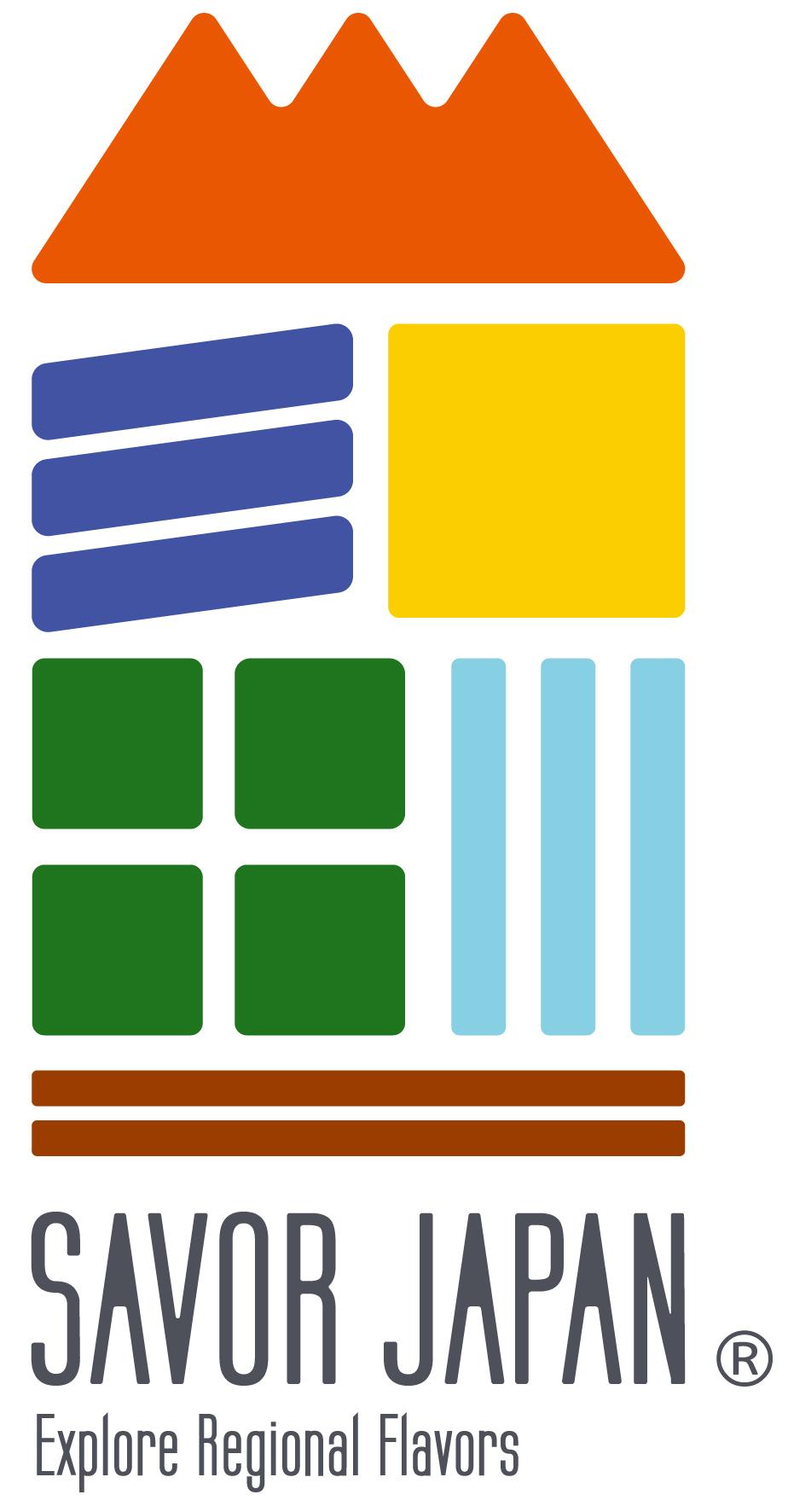SAVOR JAPAN 認定ロゴマーク画像