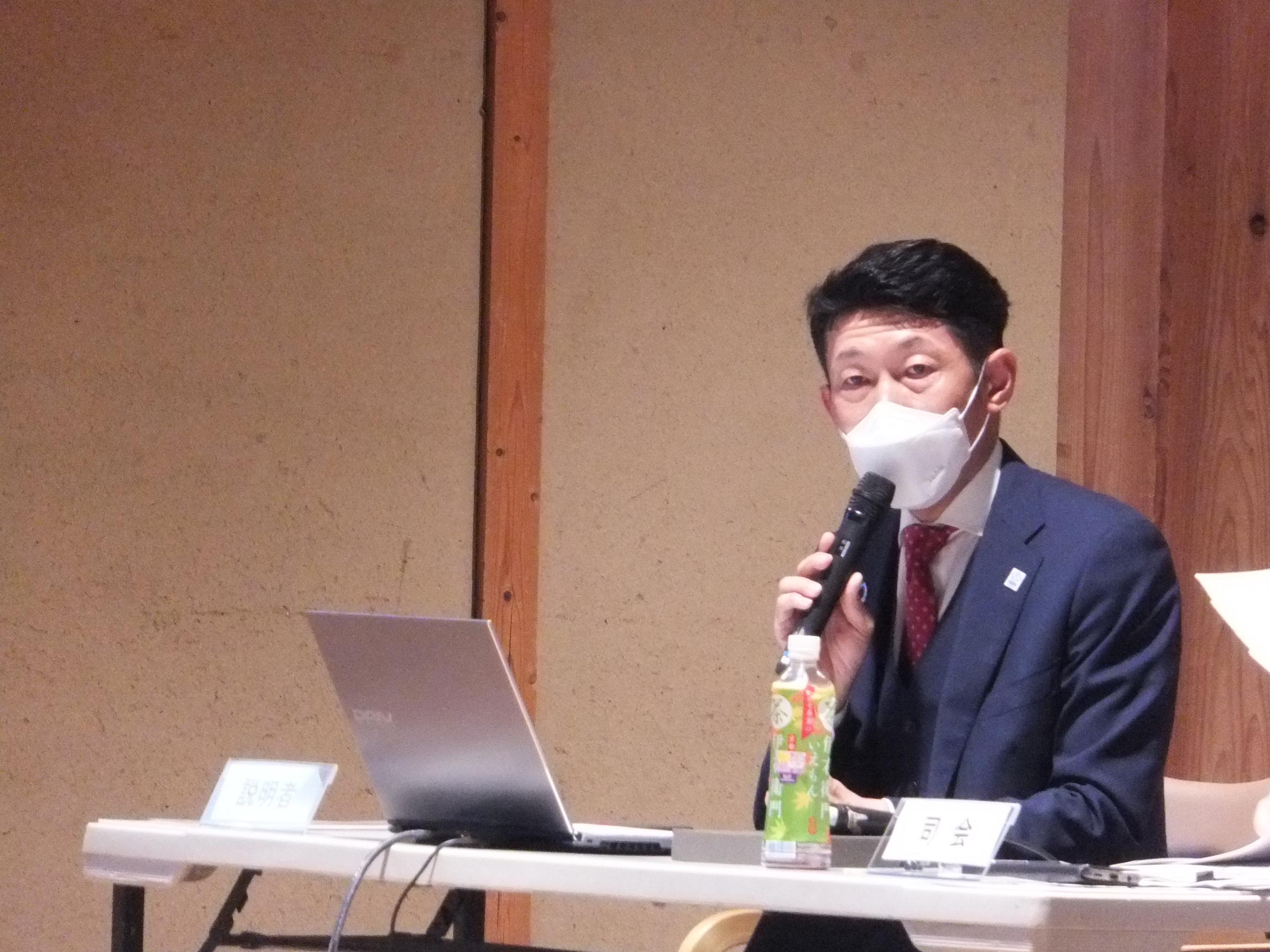 近畿地域日本酒の輸出拡大に向けた3省庁連携の情報・意見交換会を実施