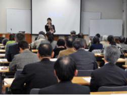 NPO法人プロジェクト88  髙橋理事長による「大学は美味しい!!」の取組紹介