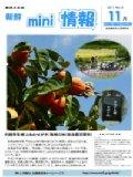 2011年11月号表紙
