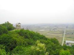 金つるべ城遺跡