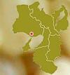 加古川水系広域農業水利施設総合管理事業地図