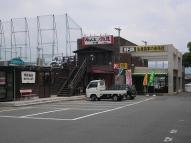 大御門の全景