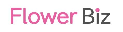 「Flower Biz」ロゴ