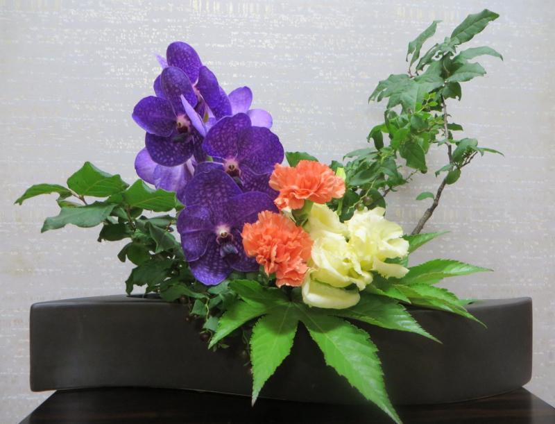「秋の風」今週の花