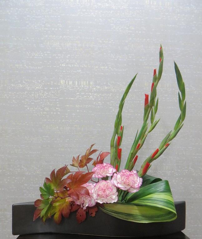今週の花「紅葉」