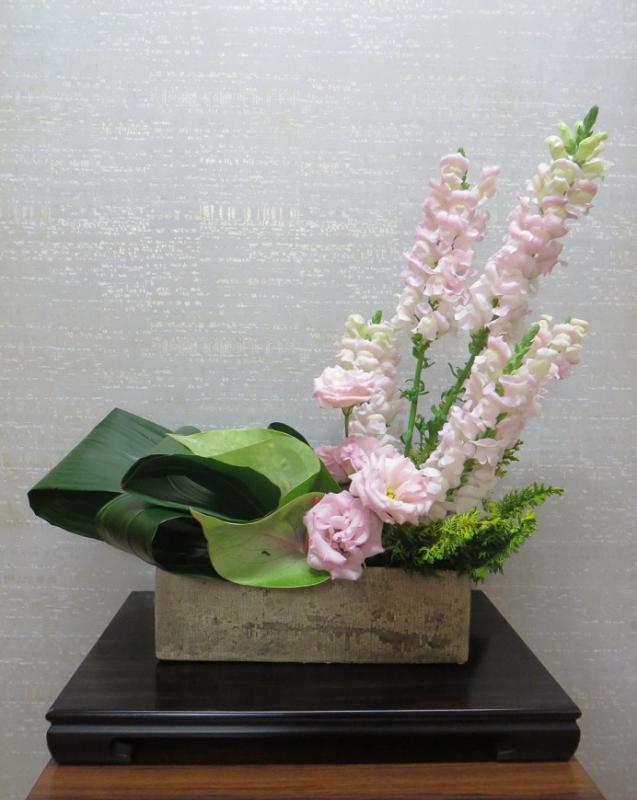 今週の花「霜月」