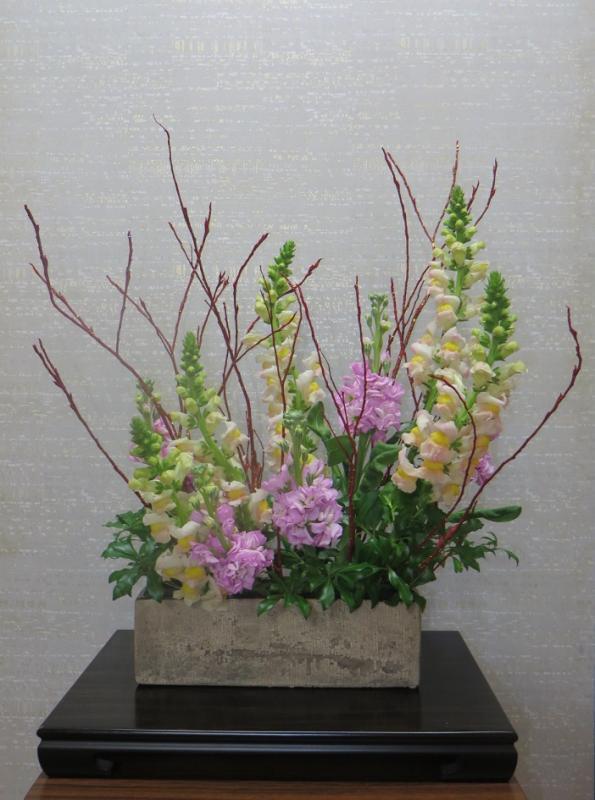 今週の花「初冬」