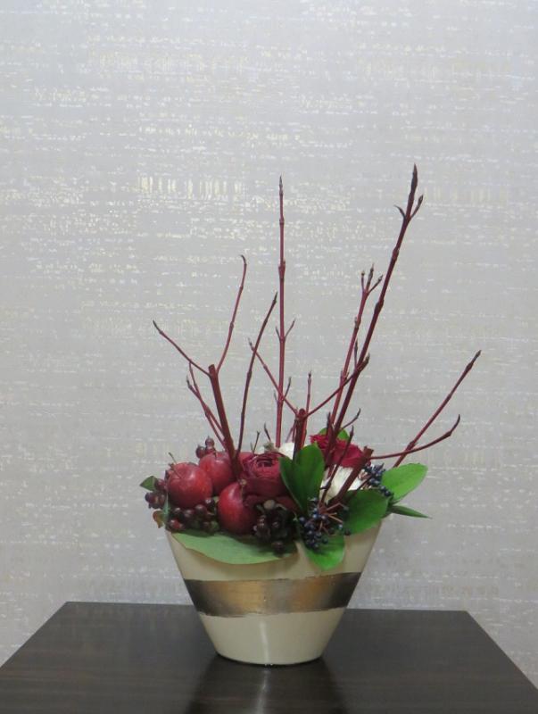 今週の花「メリークリスマス」