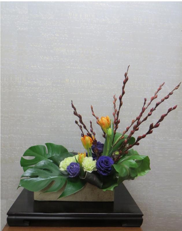 今週の花「成人の日」
