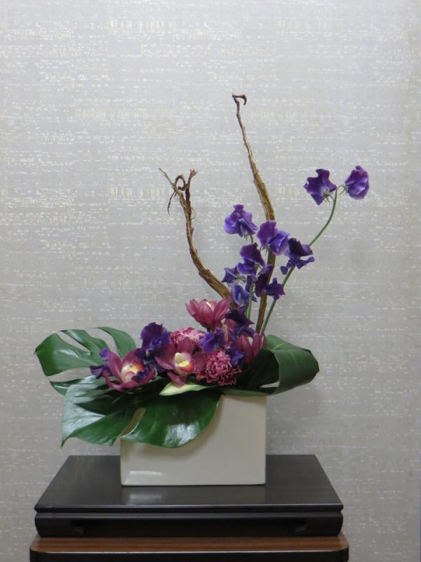 今週の花「立春」