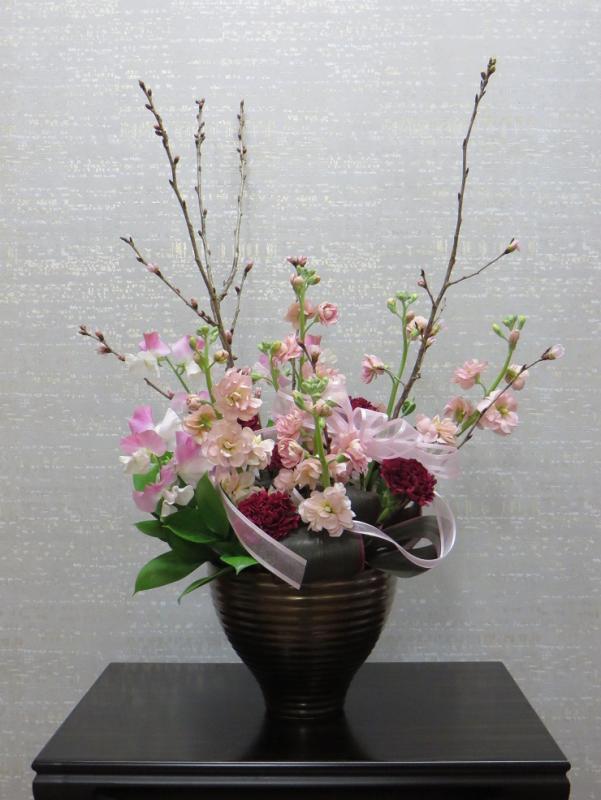今週の花「バレンタイン」