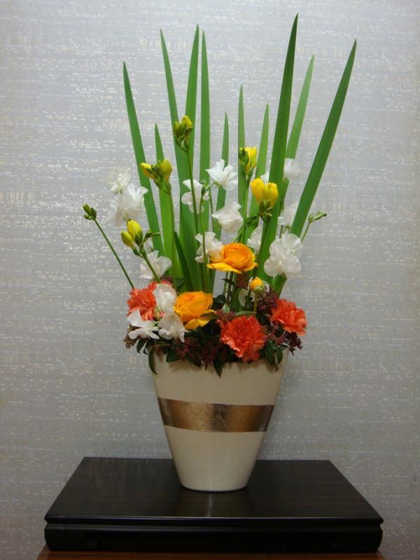 今週の花「春のおとずれ」