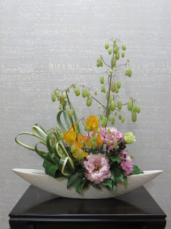 今週の花「春の訪れ」