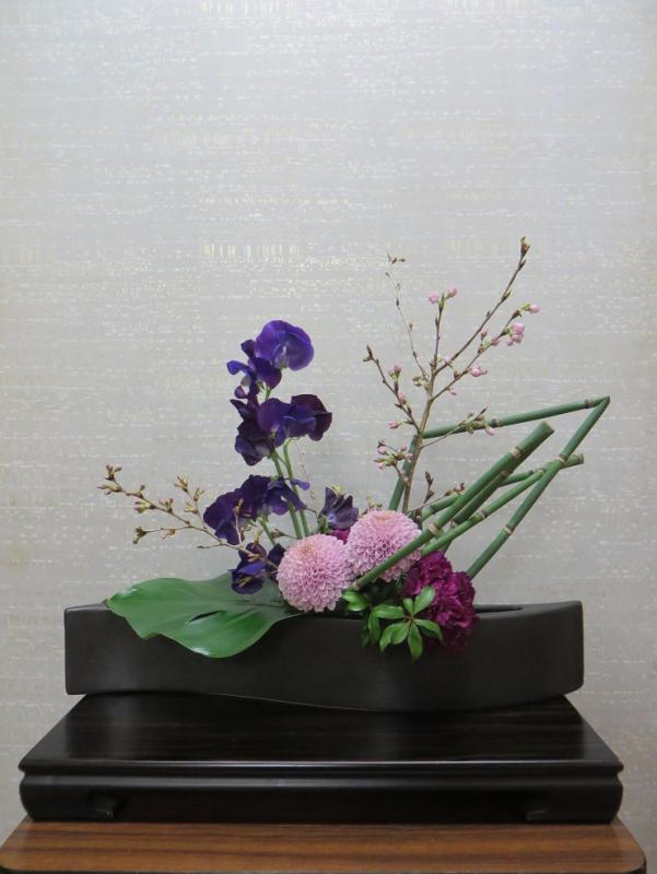 今週の花「春風」