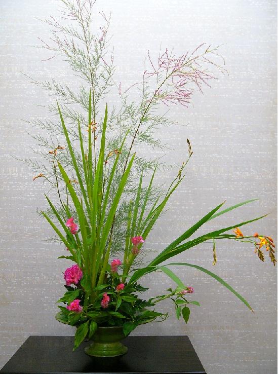 今週の花「京都の夏-祭-」
