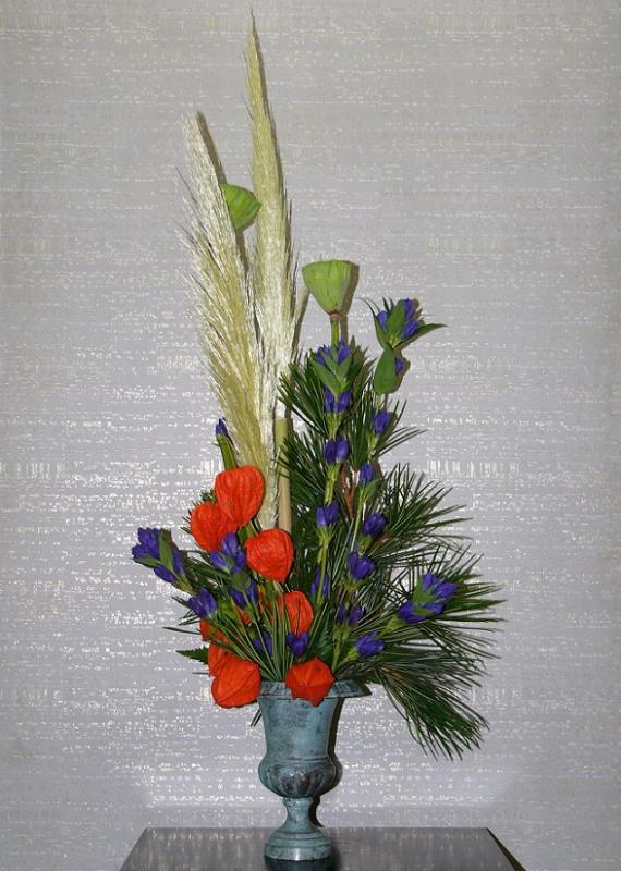 今週の花「お盆」