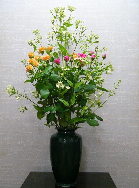 今週の花「ほっと一息」