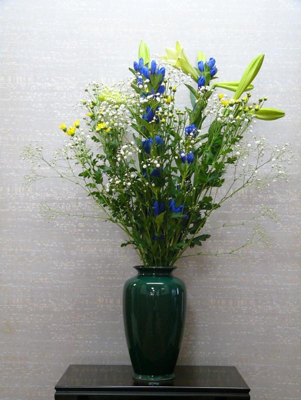 今週の花「秋の便り」