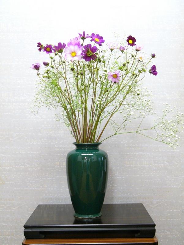 今週の花「お部屋に秋を」