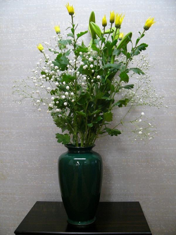 今週の花「秋の主役」