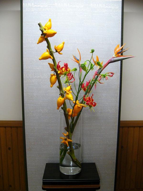 今週の花「アート」