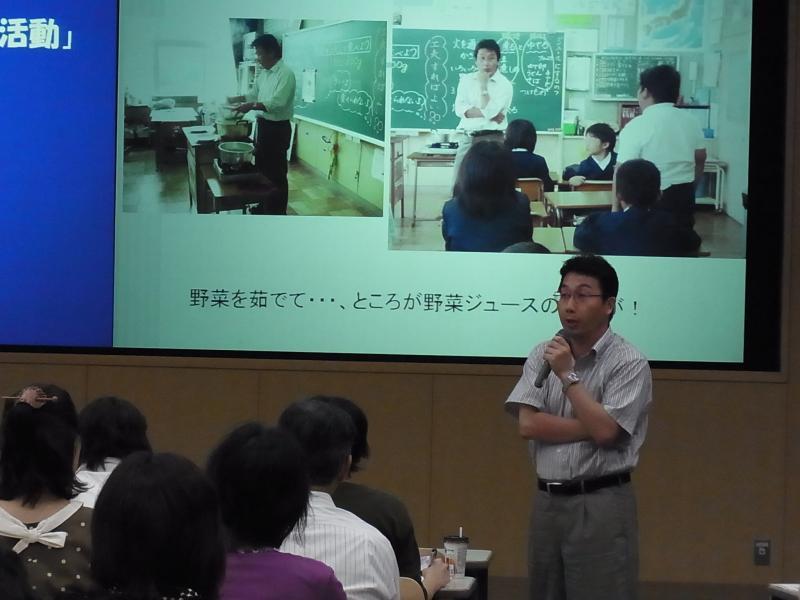 藤本勇二先生